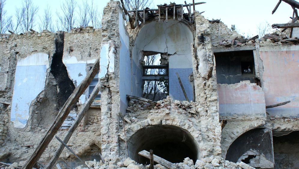 Region in Trümmern: Italien nach der Katastrophe
