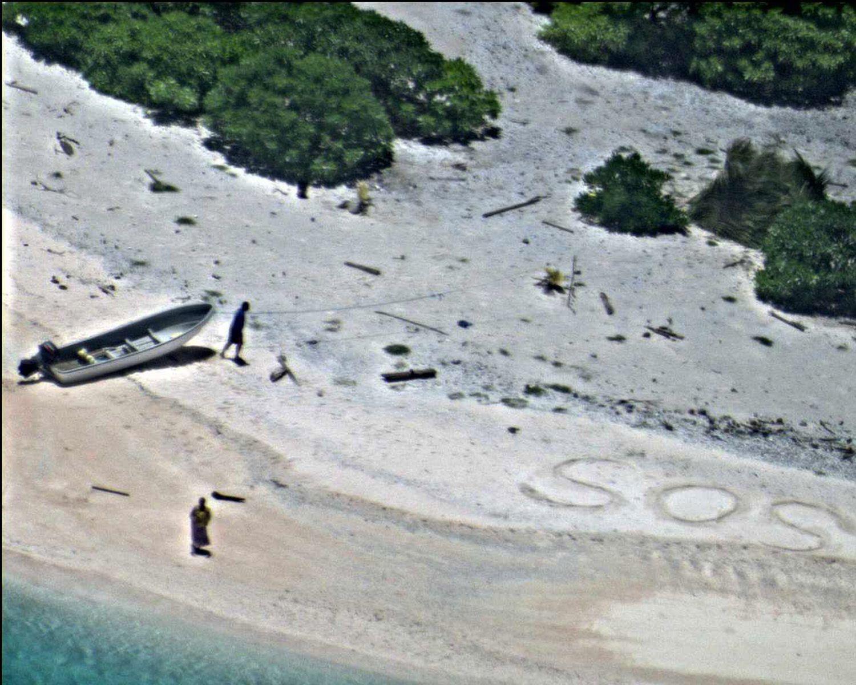 U.S. Navy P-8A Poseidon Crew Supports Coast Guard Search Effort