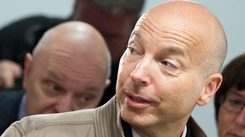 Verfahren eingestellt: Christopher Jahns (2013, vor dem Landgericht Wiesbaden)