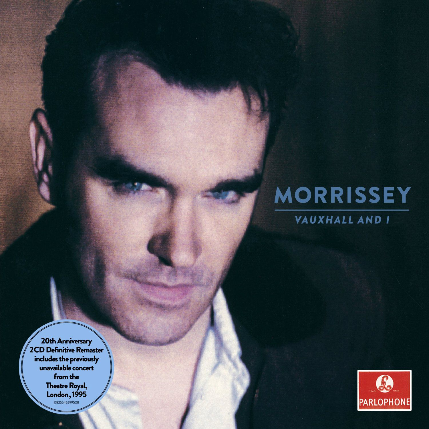 Abgehört/ Morrissey: Vauxhall And I COVER