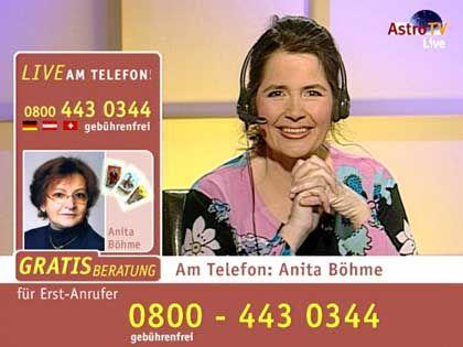 """""""Beraterin"""" bei Astro-TV: """"Normale Menschen wie du und ich"""""""