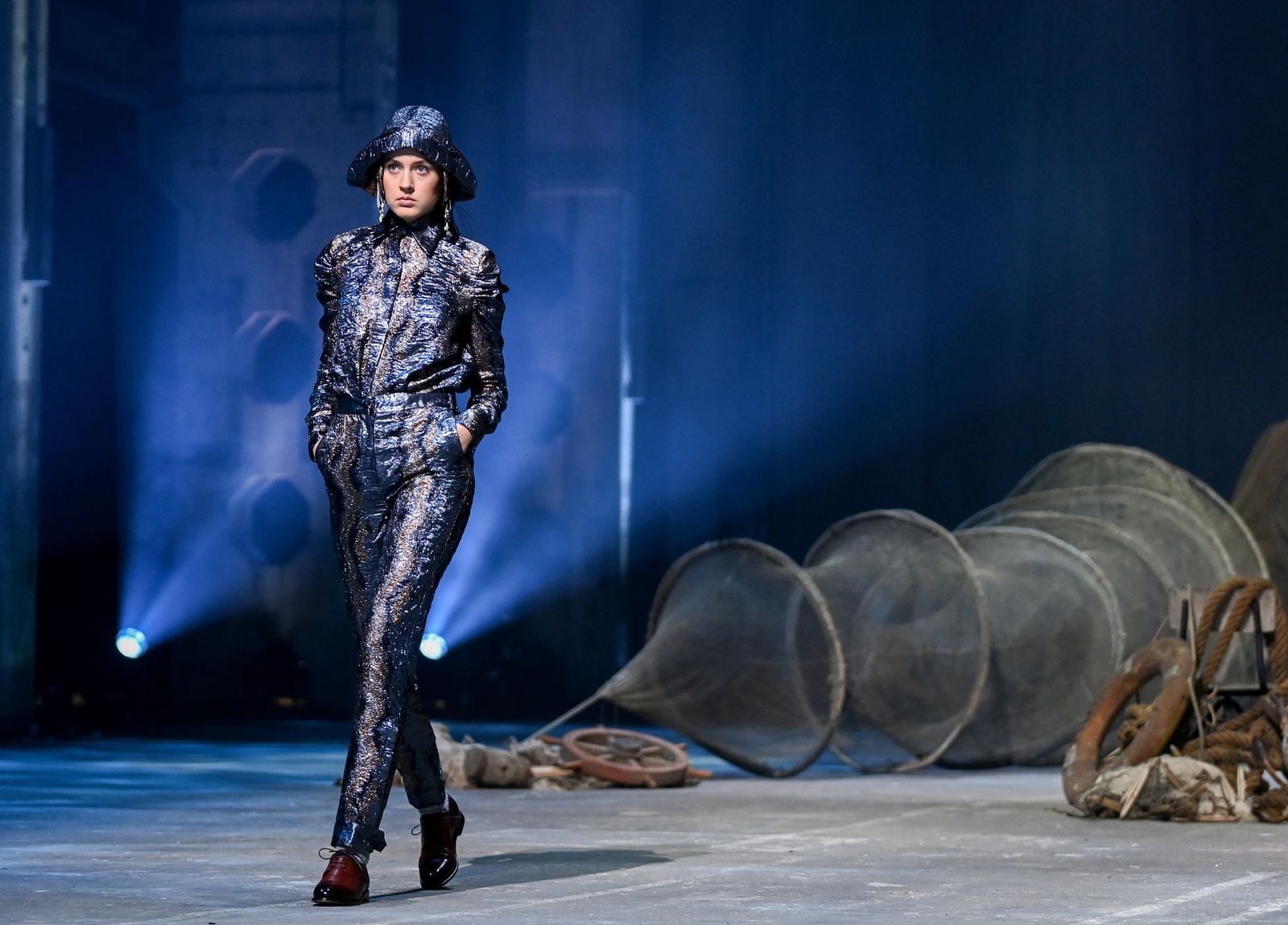 Berlin Fashion Week 2021 - Danny Reinke