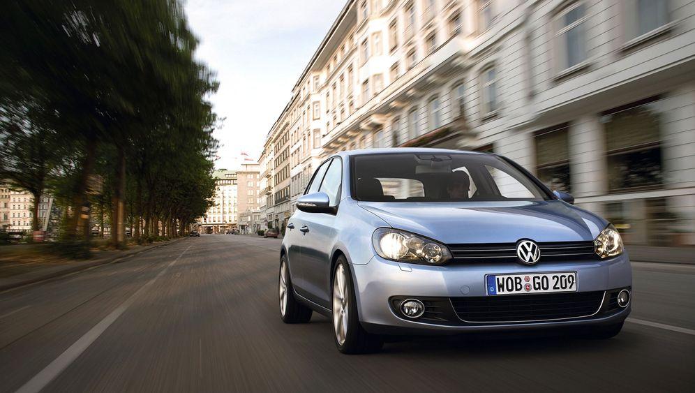 Deutschlands meistverkaufte Autos: Was Otto Normalfahrer sich leistet