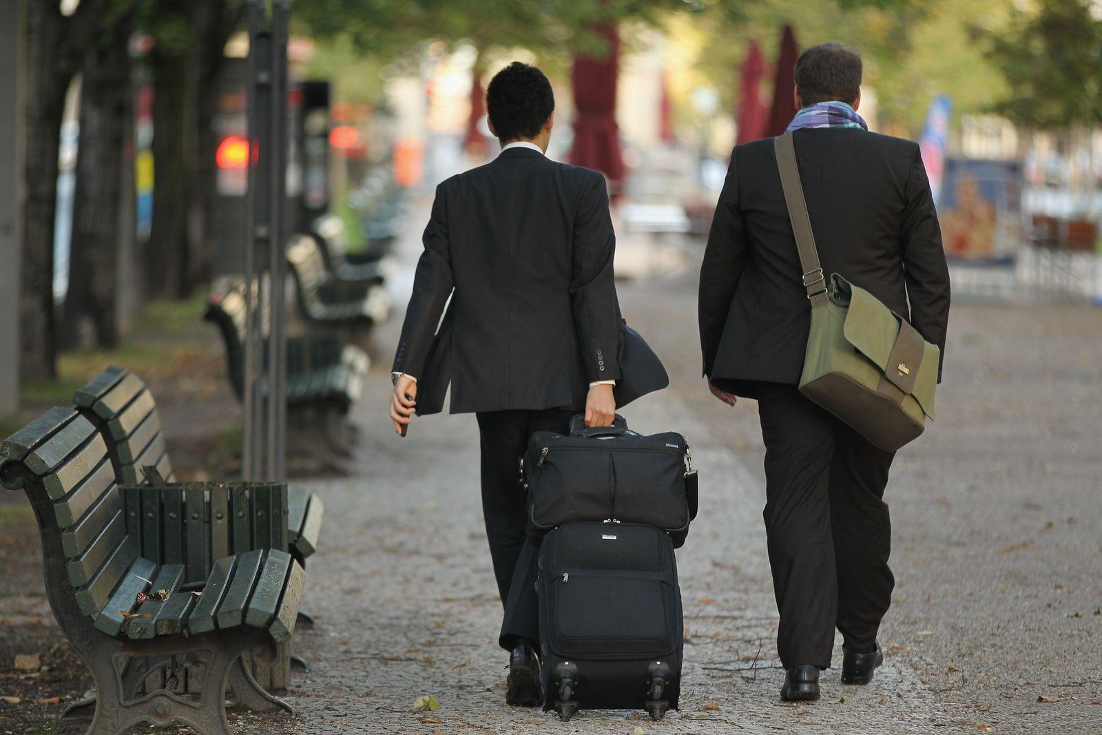 Regierungsviertel / Unter den Linden / Männer / manager / Lobbyismus / Lobbyisten