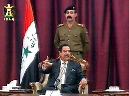 Saddam Hussein lieferte der Uno offenbar reichlich Details über deutsch-irakische Rüstungskooperationen