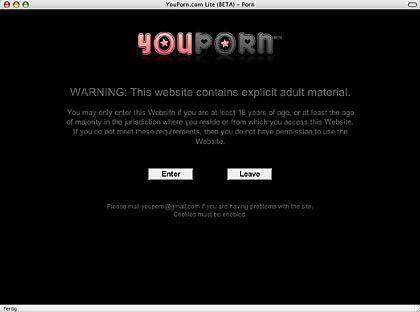 Youporn-Logo: Das US-Angebot lockte bislang monatlich zwei Millionen deutsche Zuschauer