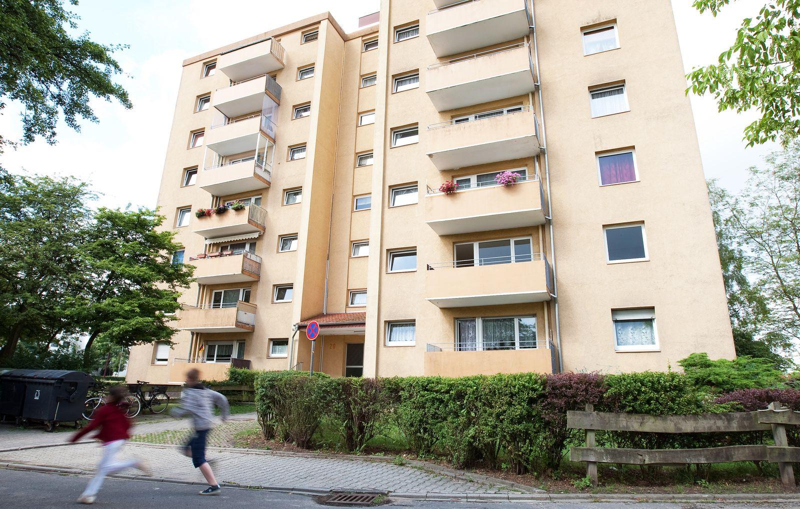 Mietshaus / Miete / Wohnungen / Vermieter