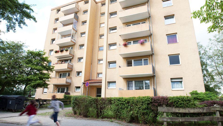 Mietshaus im Landkreis Osnabrück: Schließpflicht für Erdgeschoss-Bewohner