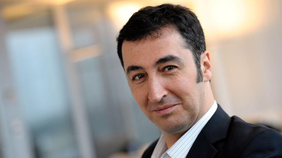 """Parteichef Özdemir: """"An den Umfragewerten machen sich die Grünen nicht besoffen"""""""