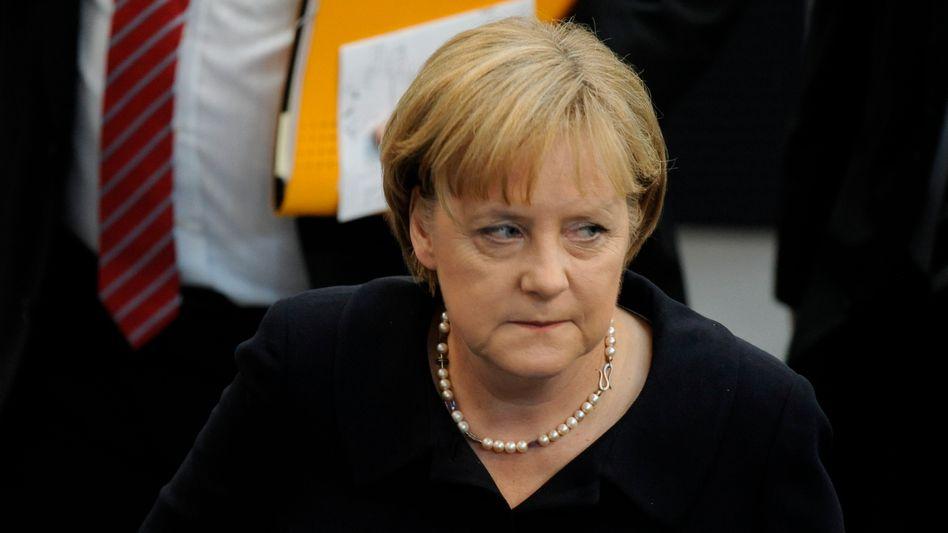 Angela Merkel: Streit um Ausrichtung der CDU