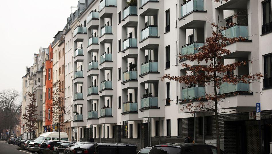Eigentumswohnungen in Köln