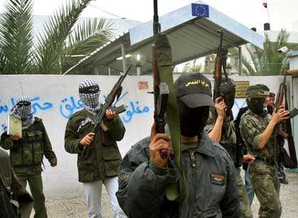 Gaza: Belagertes EU-Büro