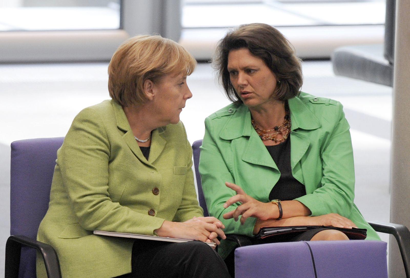Merkel, Aigner