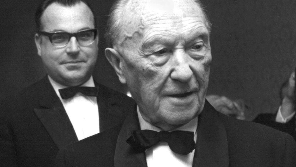 Adenauer-Beisetzung: Als eine Ära endete