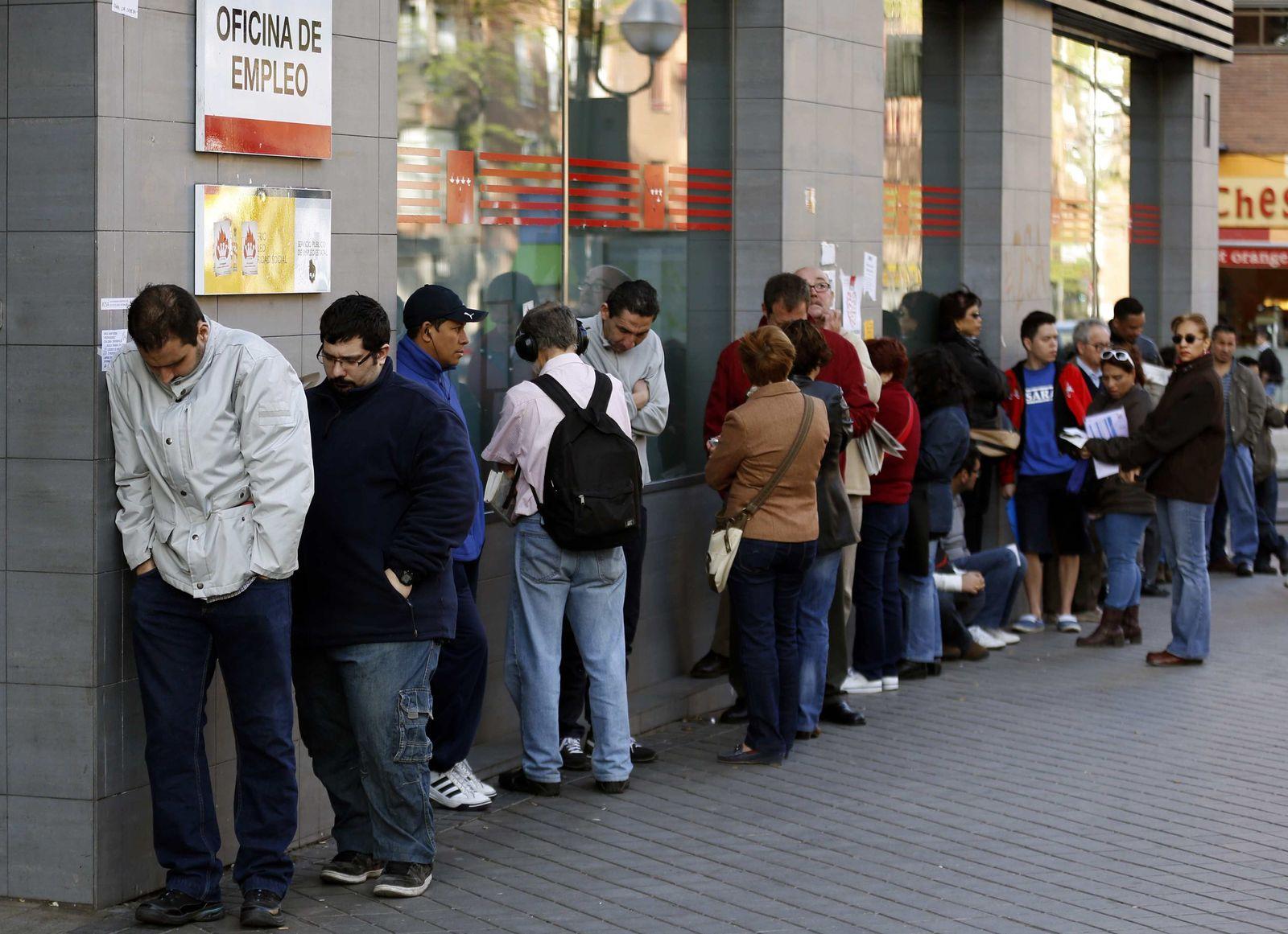 Spanien / Finanzkrise / Arbeitslose / Arbeitslosigkeit