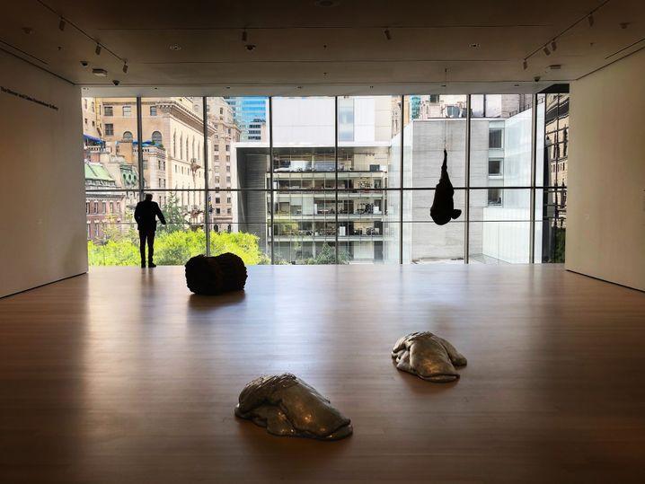 Skyline hinter Fensterfronten: Der neue MoMA-Flügel