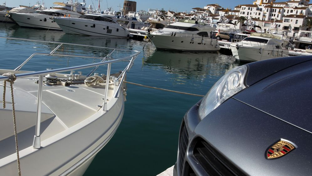 Photo Gallery: Money Laundering and Bribery in Marbella