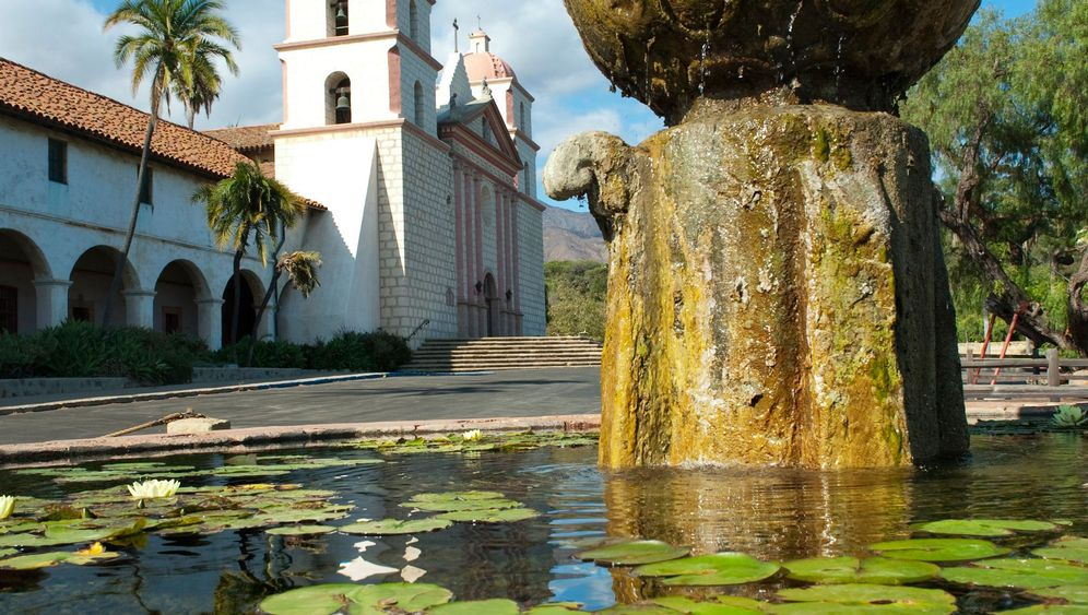 Santa Barbara: Promi-Domizil mit Europa-Charme