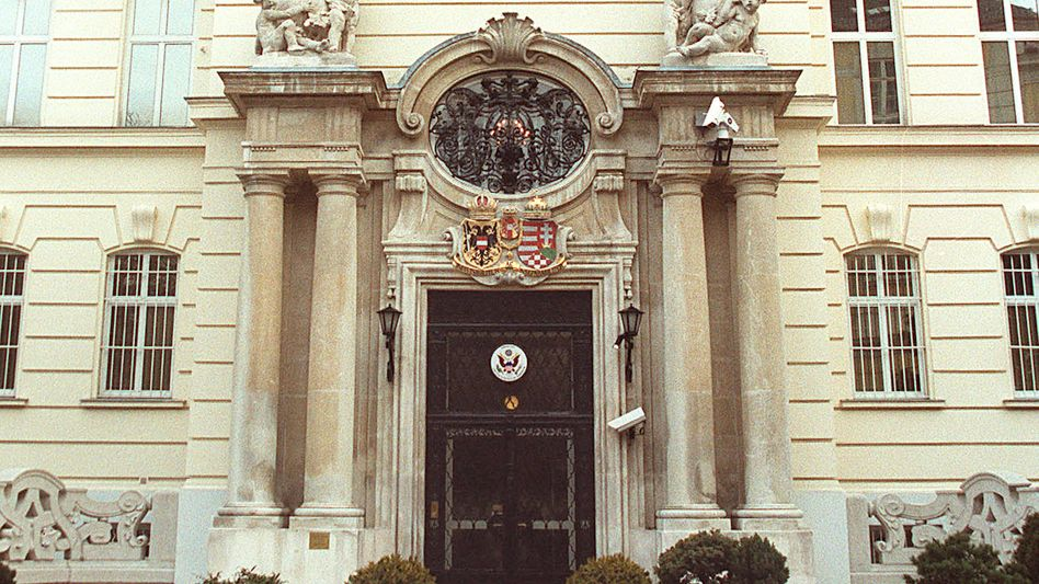 Die US-Vertretung in Wien