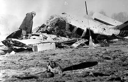 Flugzeugwrack (1982): Wundersame Rettung