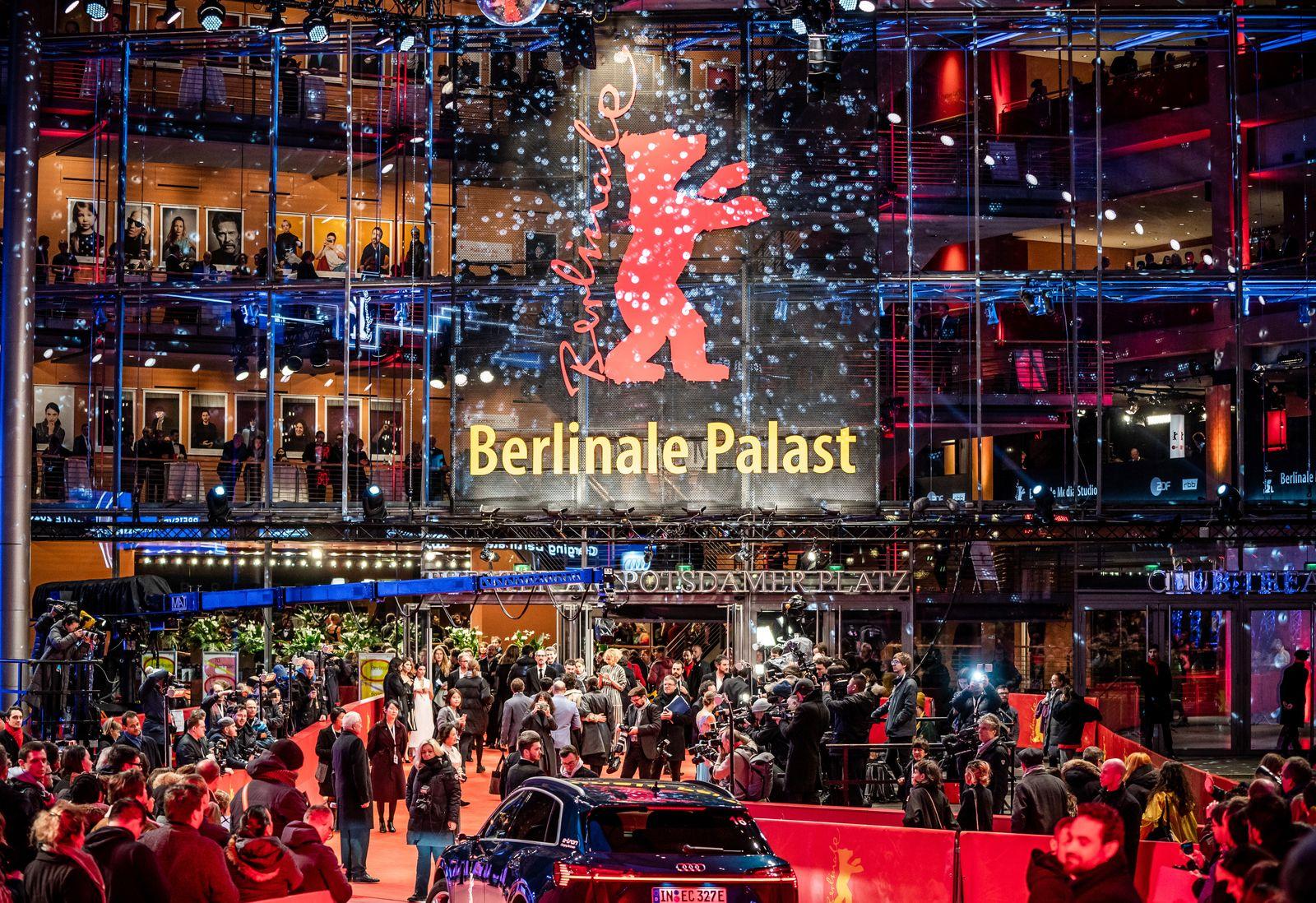 Berlinale 2020 - Preisverleihung