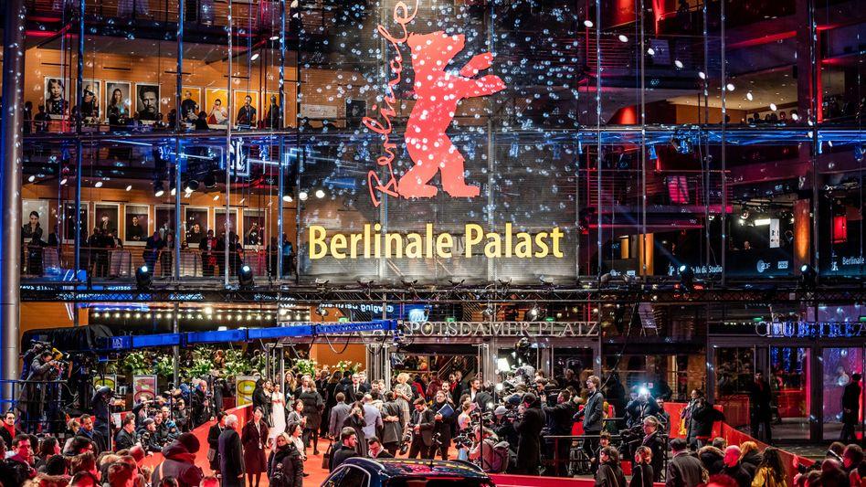 Ein Bild der Berlinale aus vergangenen Tagen: Dieses Jahr sollen die Filmfestspiele draußen stattfinden