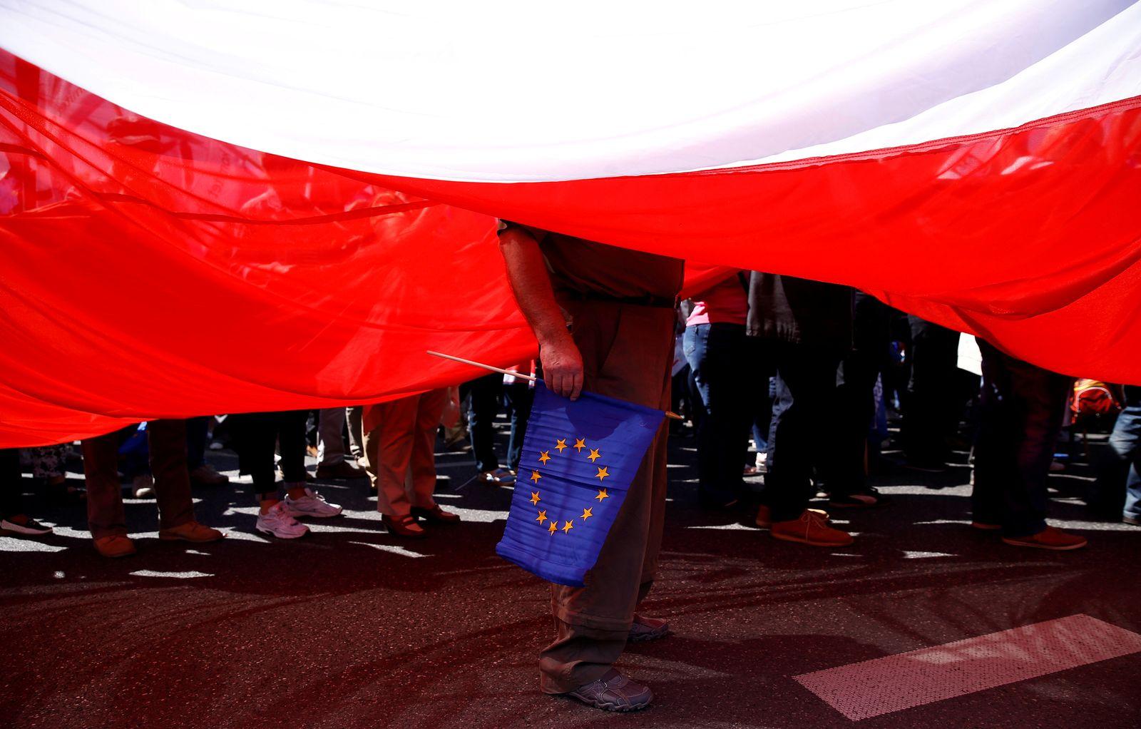 Polen/ EU