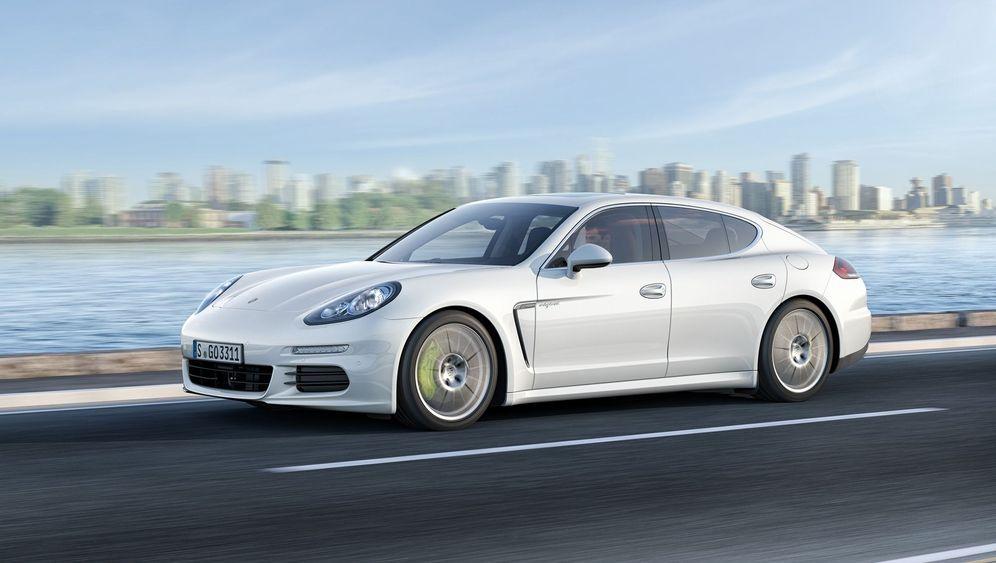 Fahrbericht Porsche Panamera S E-Hybrid: Jetzt mal ganz sachte