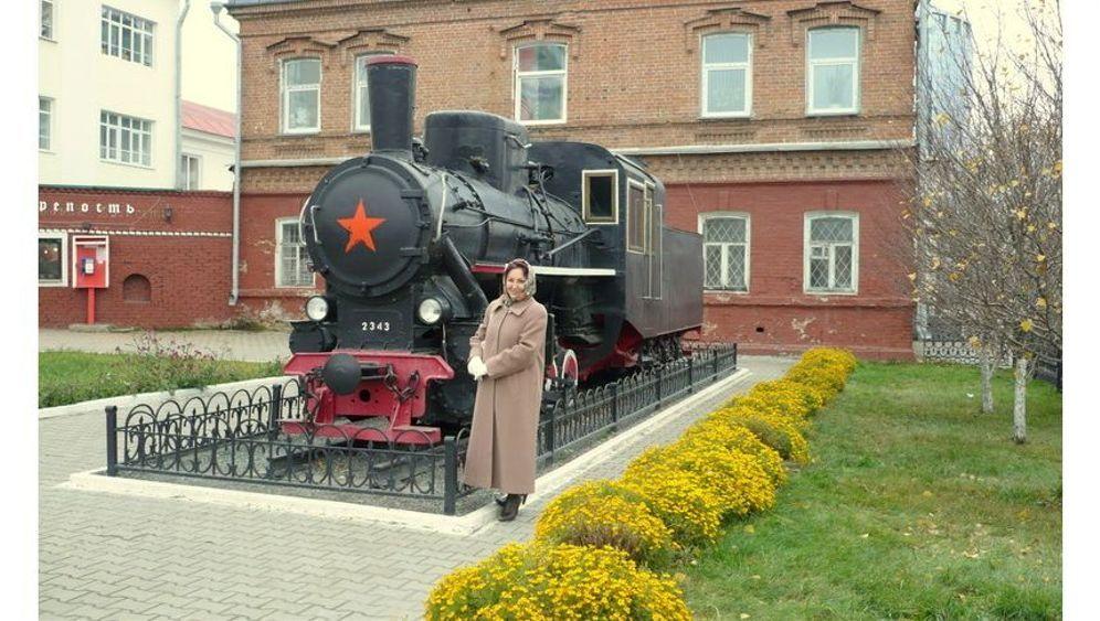 Reise mit der Transsib: Ehe auf Russisch