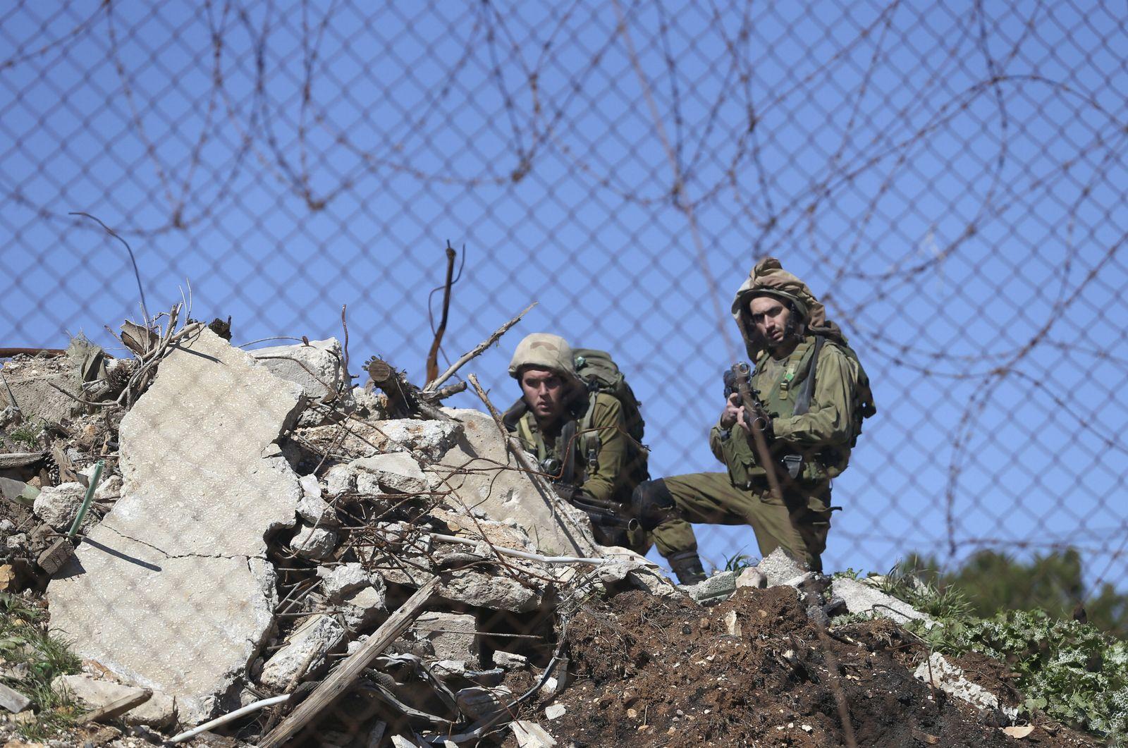 Israel/Westjordanland