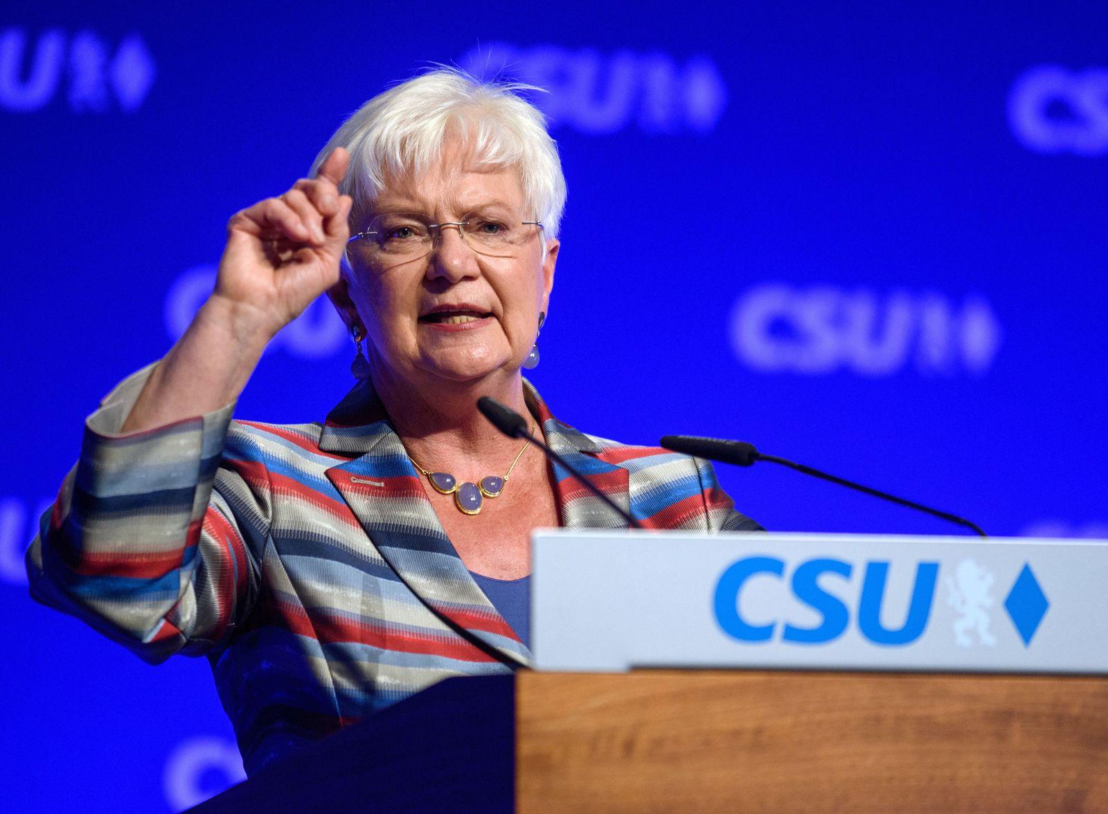 Bundestagsabgeordnete/ Gerda Hasselfeldt