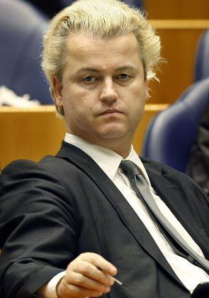 """Filmautor Geert Wilders: """"Ein Held unserer Zeit"""""""