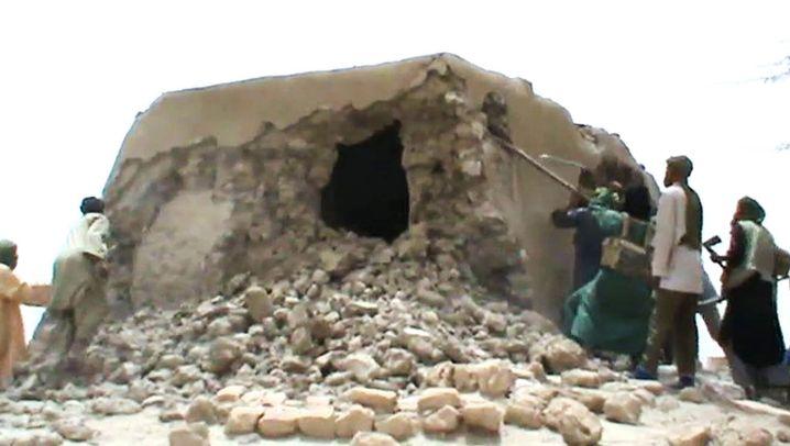 Zerstörtes Unesco-Welterbe: Islamistischer Kulturvernichter verurteilt