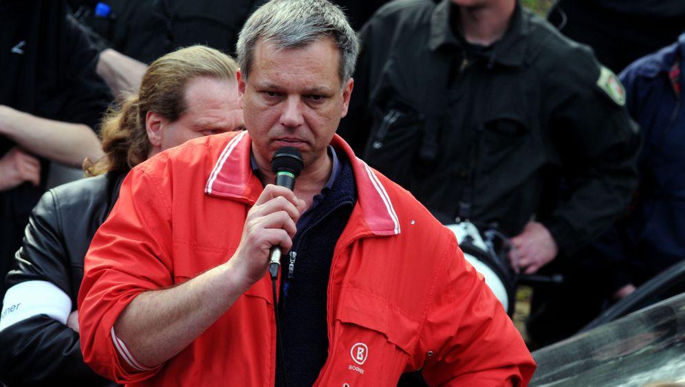 Neonazi Christian Worch: Parteigründer und Mann der Straße