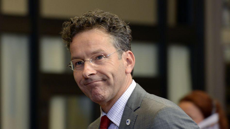 """Euro-Gruppen-Chef Dijsselbloem: Naht eine """"wichtige Entscheidung""""?"""