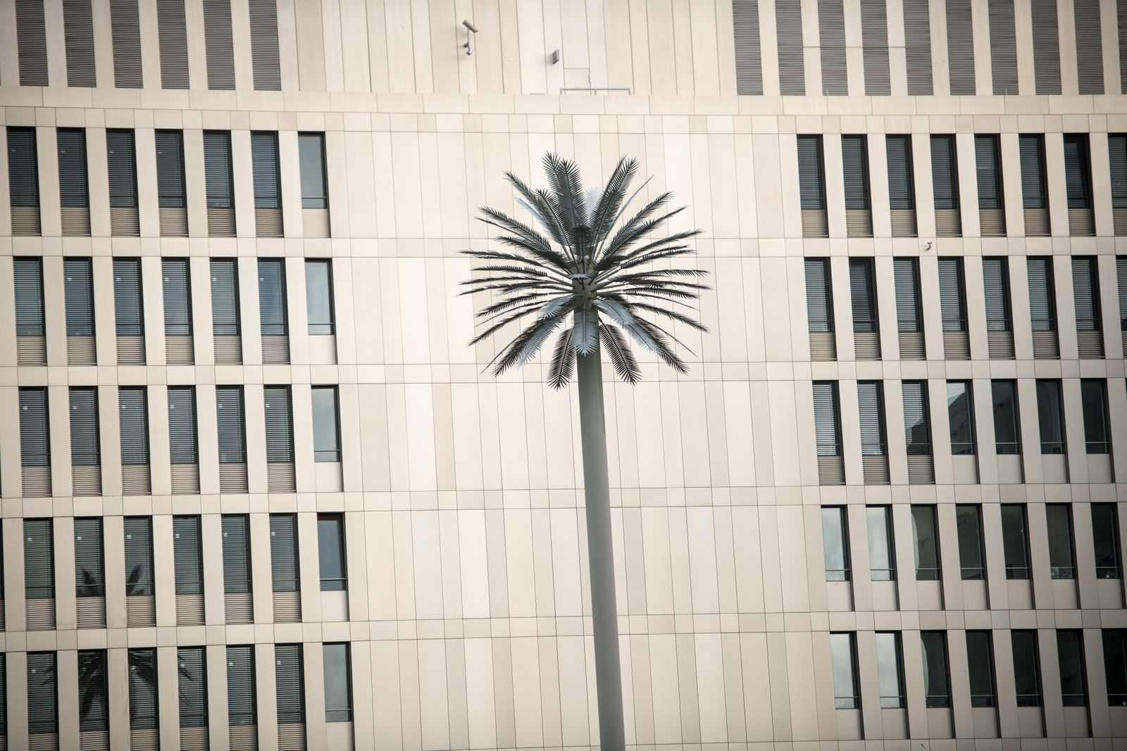 BND Opens New Headquarters In Berlin
