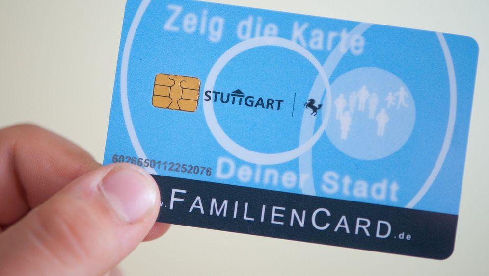 Modell für Deutschland: Die Familiencard in Stuttgart