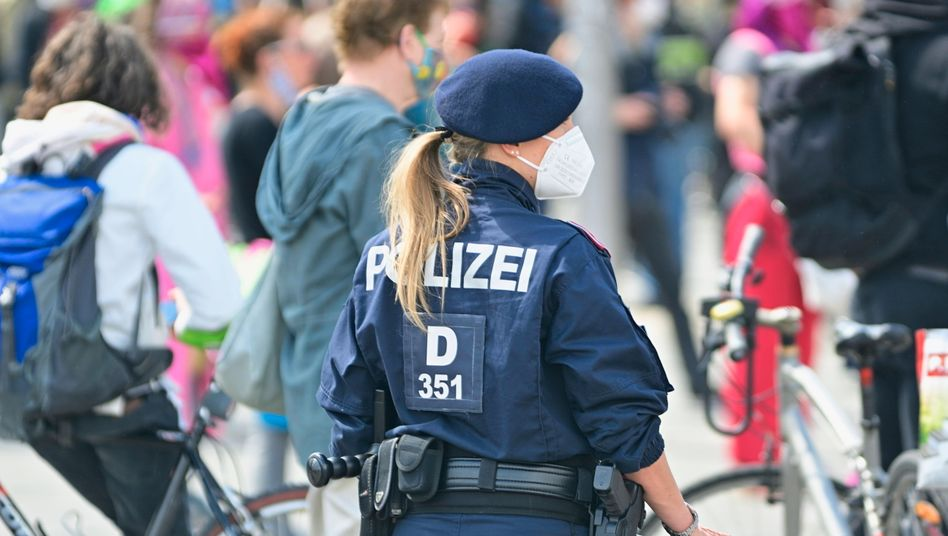Wiener Polizistin (Archivbild)
