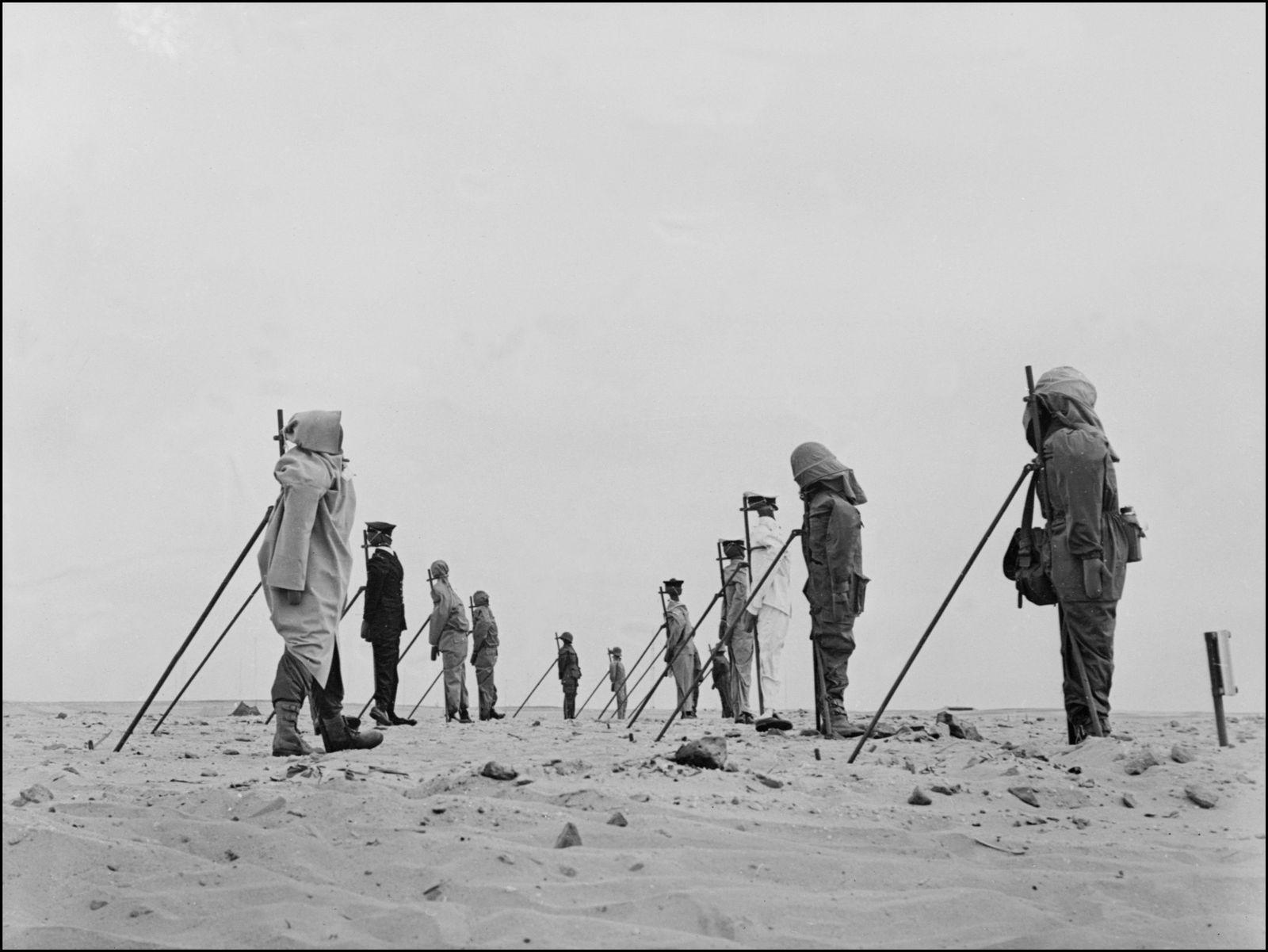 EINMALIGE VERWENDUNG Atomare Wüsten #11