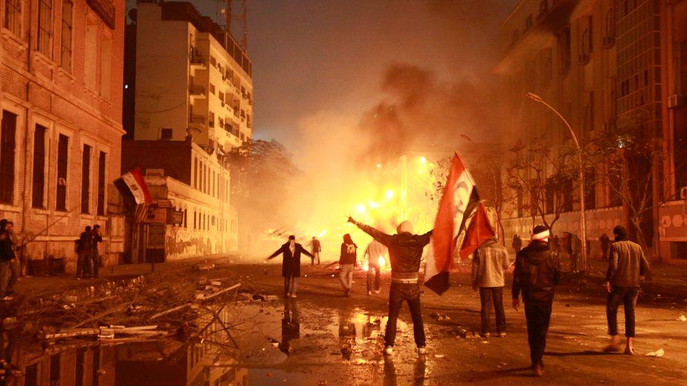 Protest in Ägypten: Wütende Massen gegen die Polizei