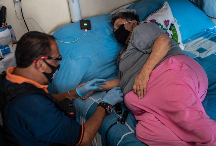 Fettleibigkeit und Diabetes sind in Mexiko Volkskrankheiten - und nicht nur in der Pandemie ein Gesundheitsrisiko
