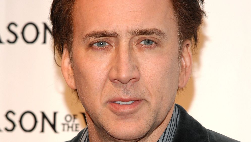Häusliche Gewalt: Polizei nimmt Nicolas Cage fest