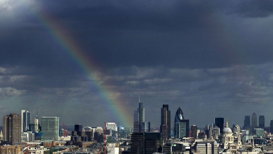 Finanzplatz London: Breitgefächerter Mittelstand fehlt