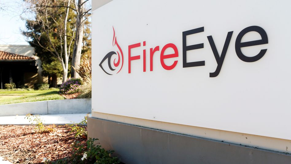 Firmensitz von FireEye in Milptas, Kalifornien