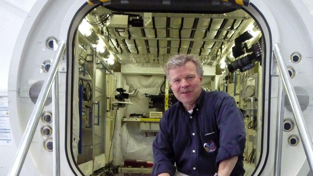 Dem Himmel so nah: Wo die Astronauten üben