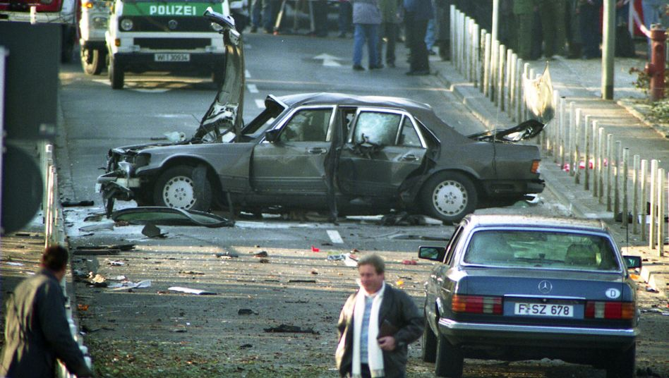 Herrhausen-Attentat 1989