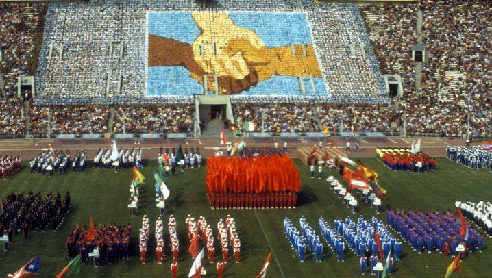 Olympiaboykott 1980 - Bauernopfer auf dem Schachbrett der Politik