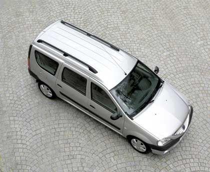 Dacia Logan MCV: Der Kombi ist die neuste Variante von Renaults Billigmobil