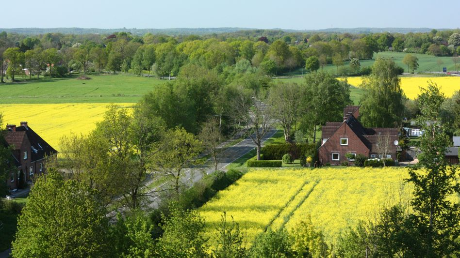 Landschaft in Schleswig-Holstein: Mit dem Doc-Mobil gegen den Ärztemangel