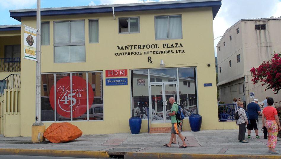 Steueroase British Virgin Islands: Ronaldos Rutsche